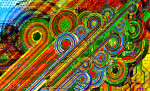 Digital Art Gallery Abstracts