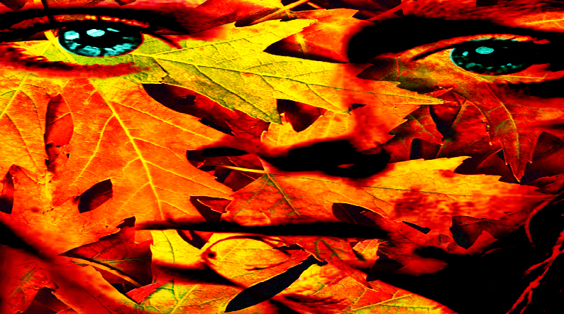 Digital Art, Autumn Color