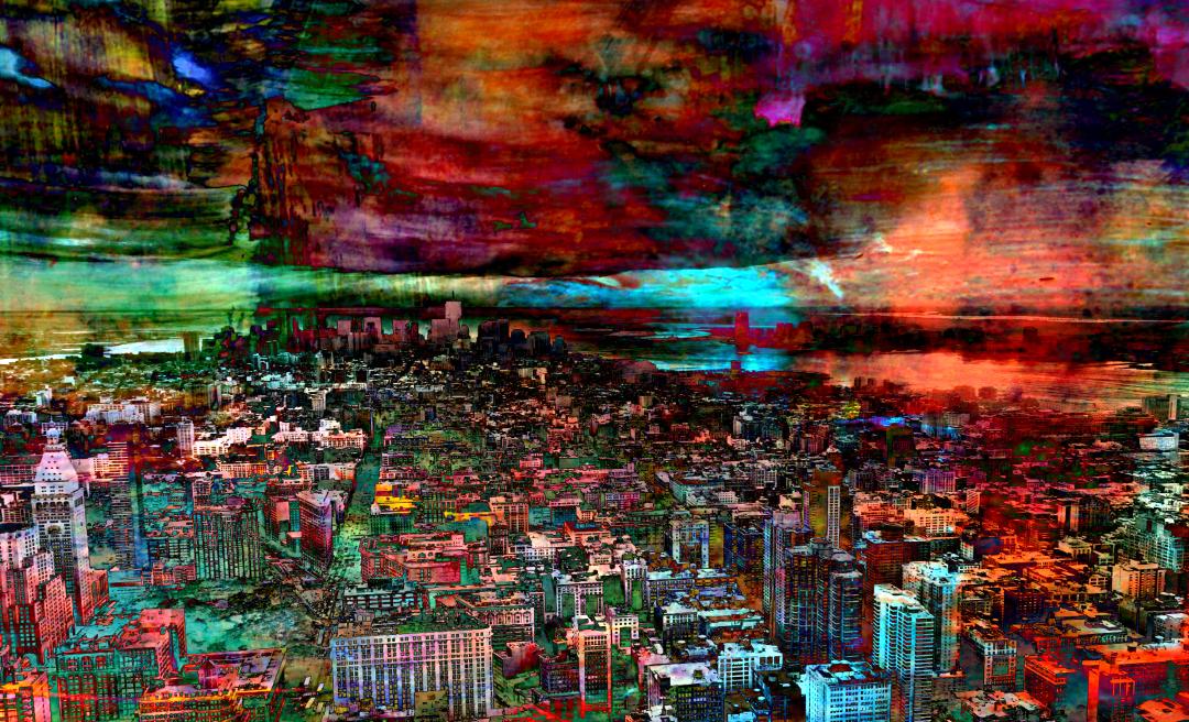 Digital Art Computer Artist