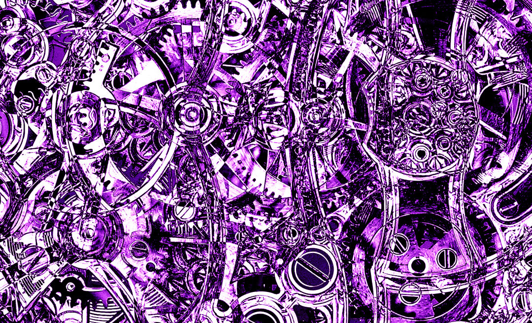 Art, Digital Purple