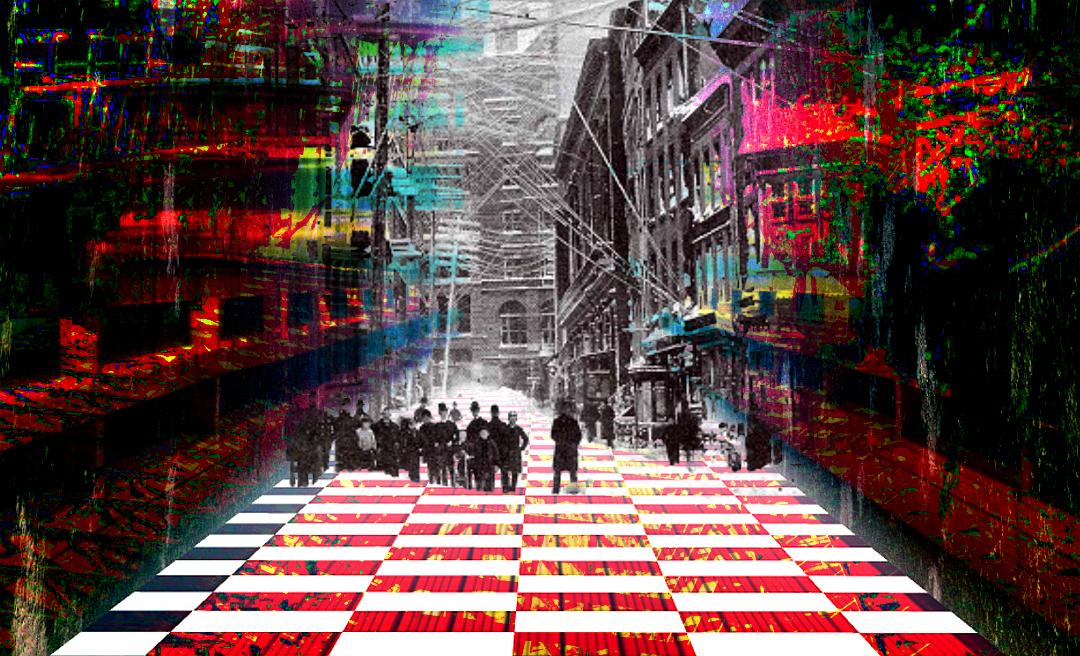 Digital Artist, History Inspired
