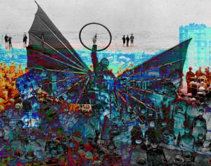 Mapping Bridges Artist Artwork