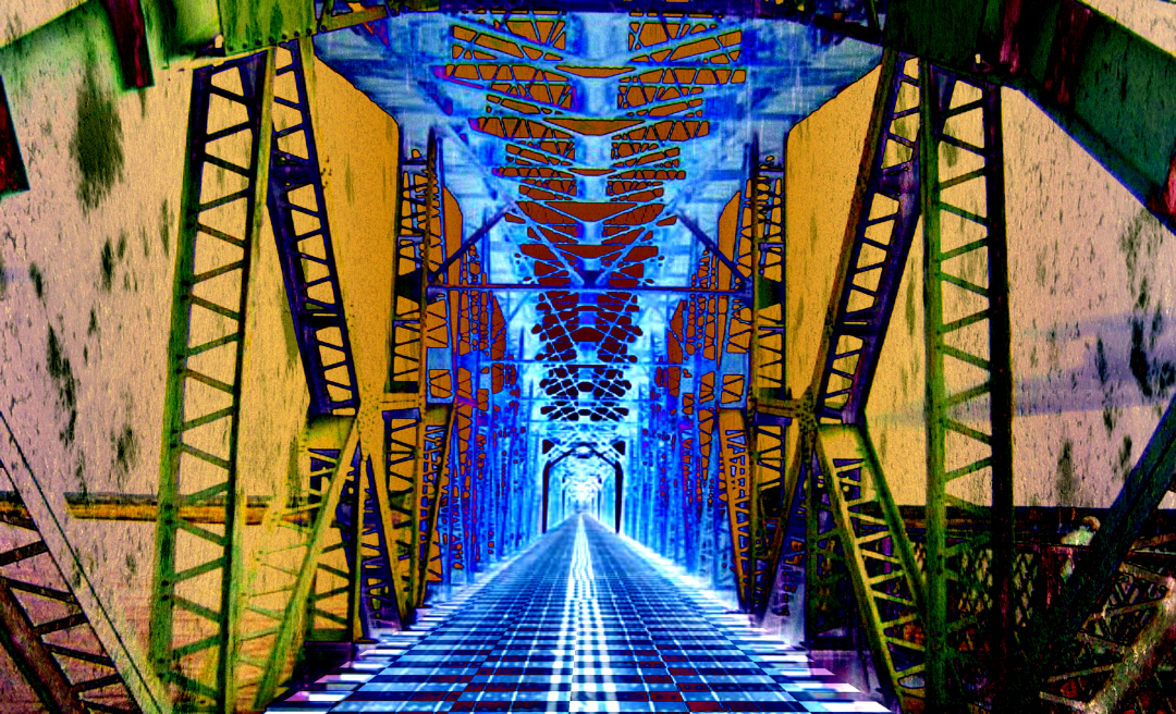 Bridges Paths Art Inspiration