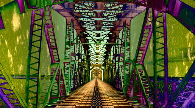 Art Inspiration, Bridges and Paths