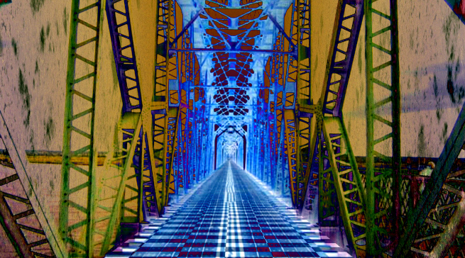 Art Light Inspiration Path