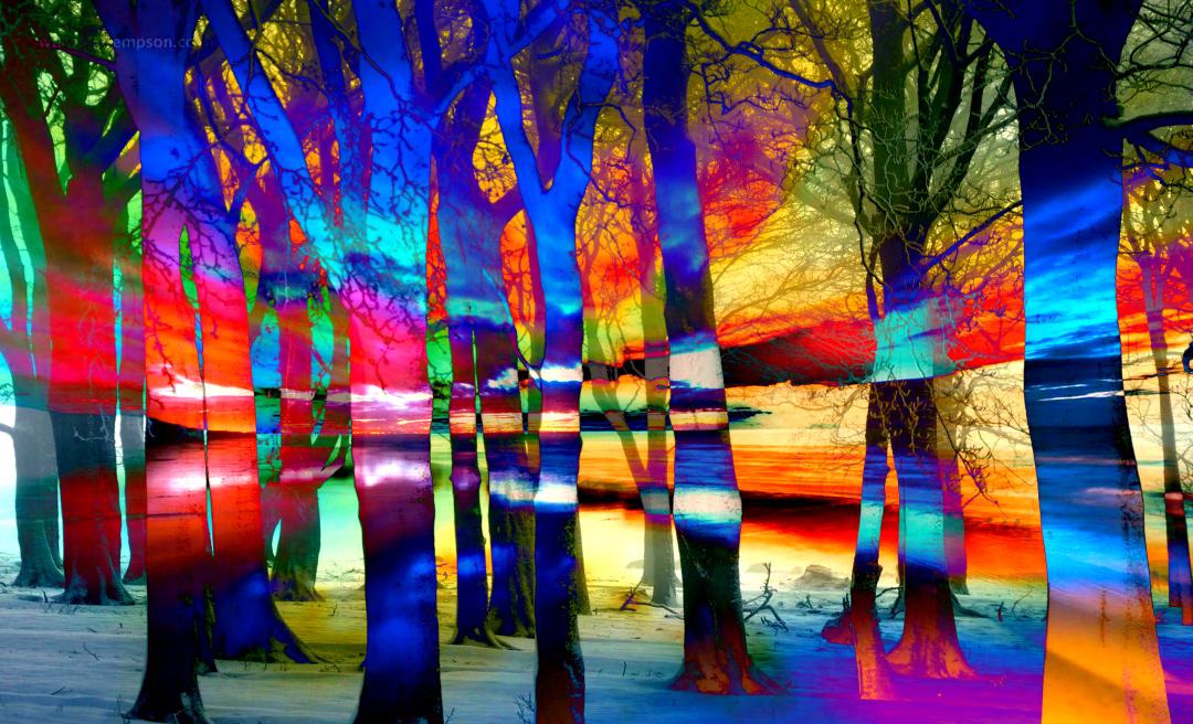 Post impressionist artist