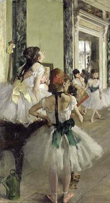 Impressionist Painters Edgar Degas