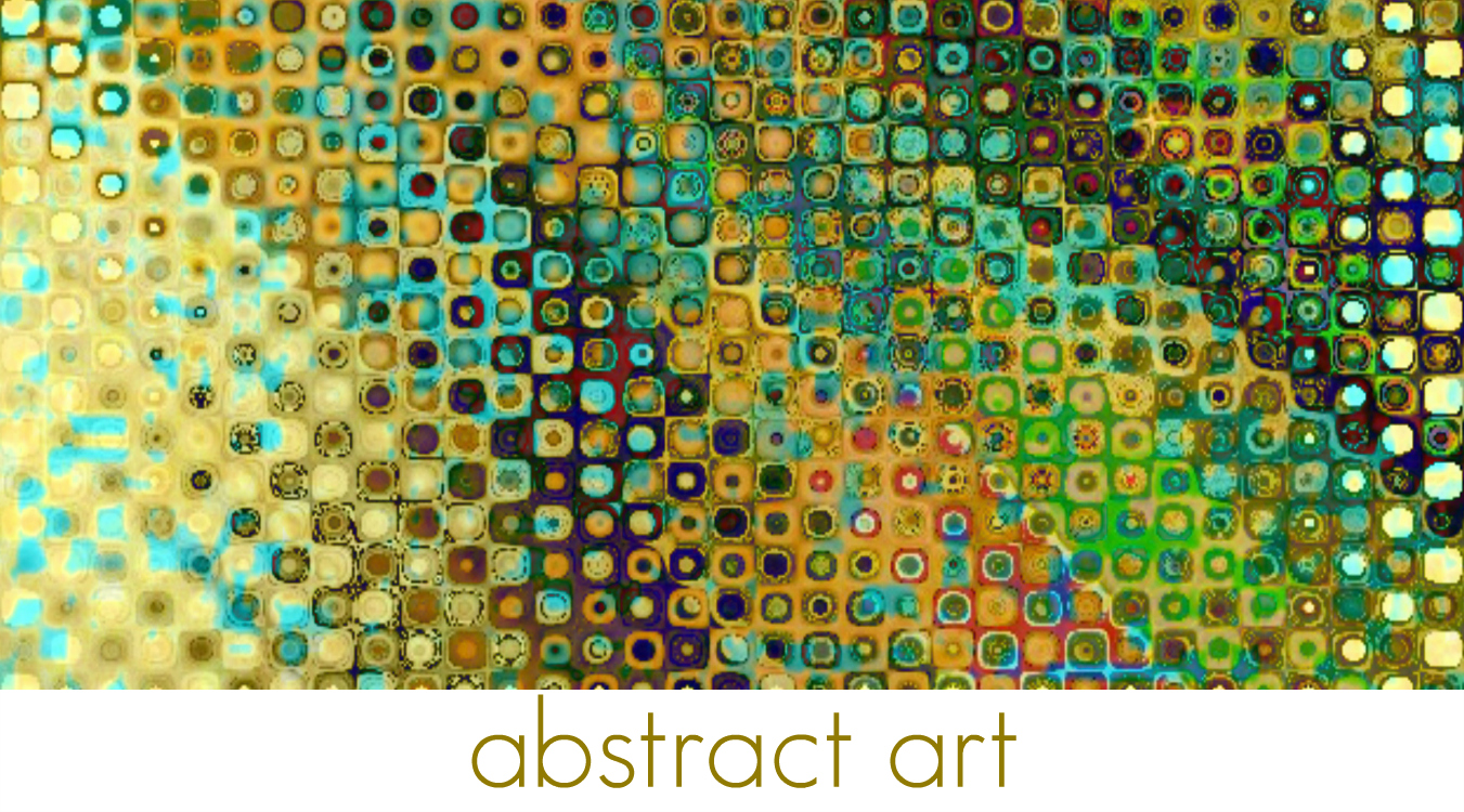Fine Digital Art Abstract Gallery