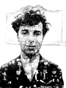Portrait Art Charlie Chaplin