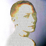Portrait Art Tilda Swinton Word