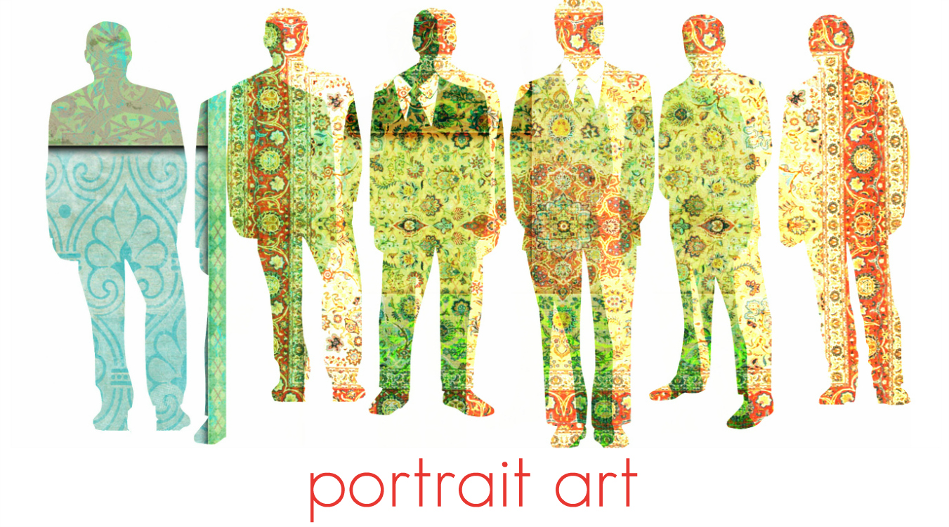 Fine Digital Art Portrait Gallery