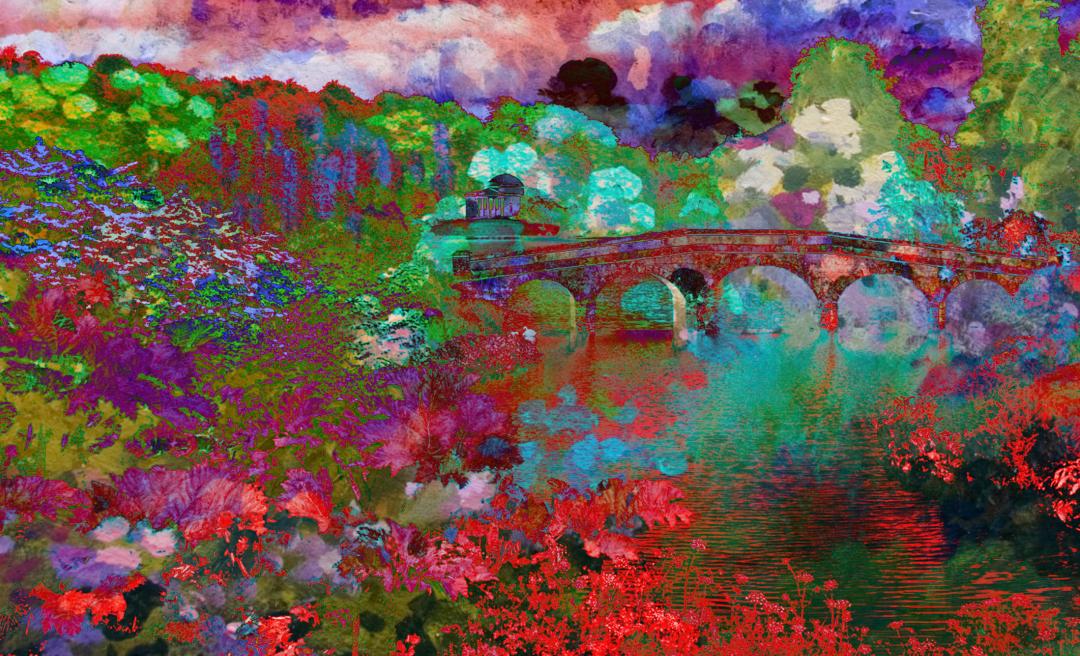 Art Landscapes and Impressionism