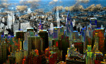 Art Print Manhattan
