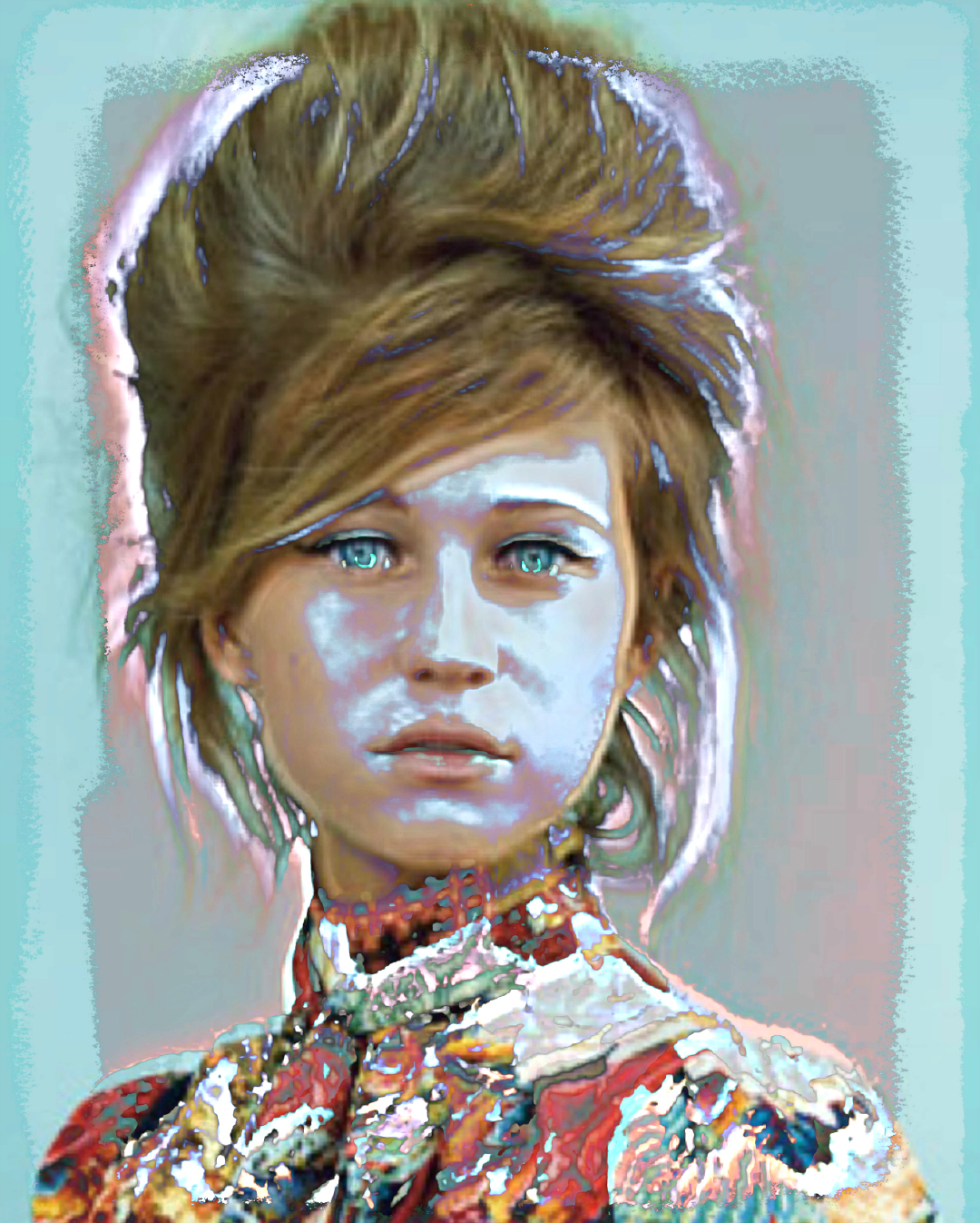 Digital Art Portraits Selah Sue