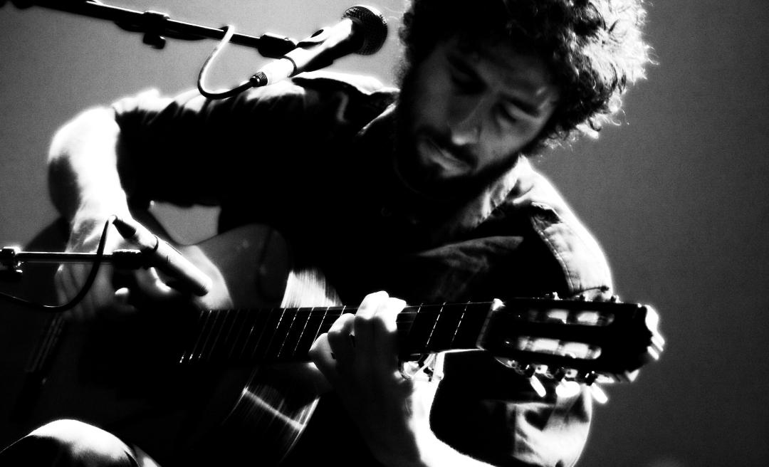 Music Inspired Art, Jose Gonzalez