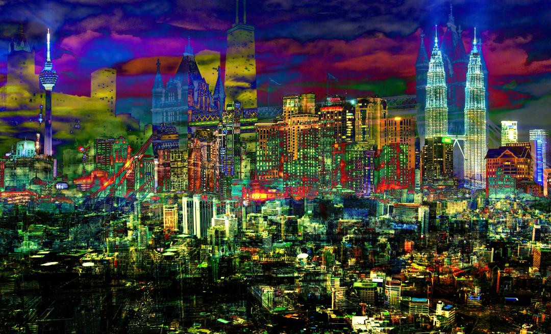 Art Prints City Series