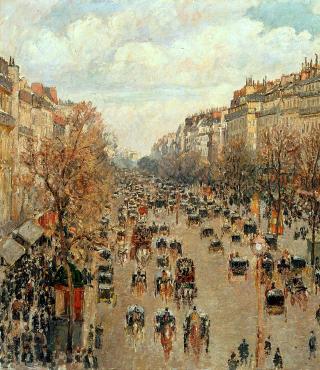 Camille Pissarro Impressionism