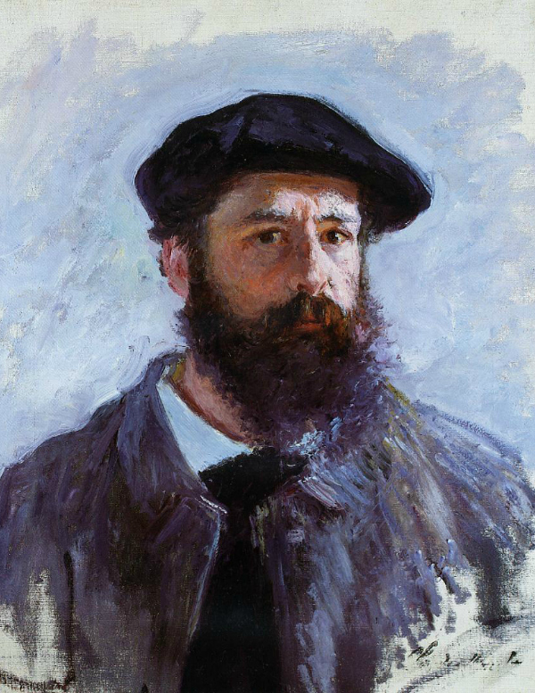 Claude Monet Impressionist Painter