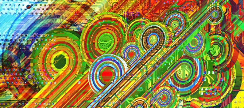 Fine Digital Abstract Art Gallery