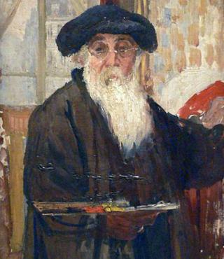 Impressionist Painter Camille Pissarro