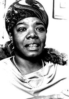 Maya Angelou Poet Author