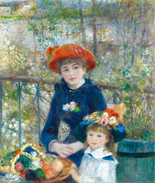 Pierre Auguste Renoir Impressionism