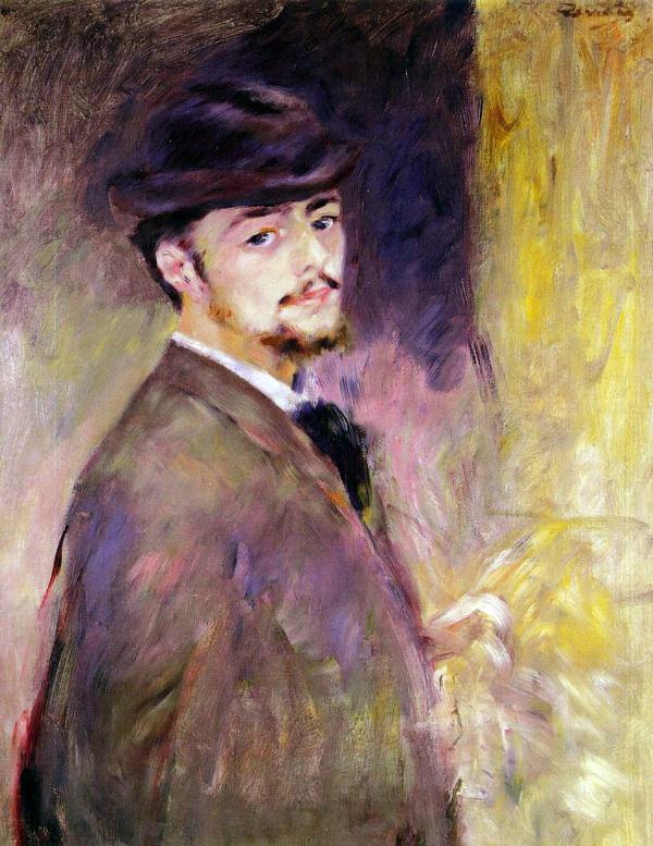 Pierre Auguste Renoir Impressionist Painter