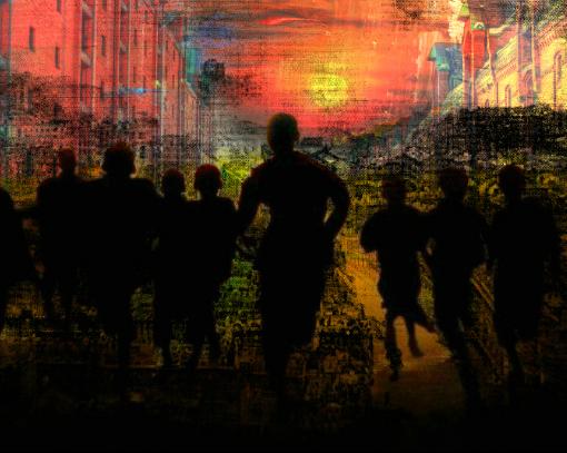 Shop Online Art Prints City Cityscape