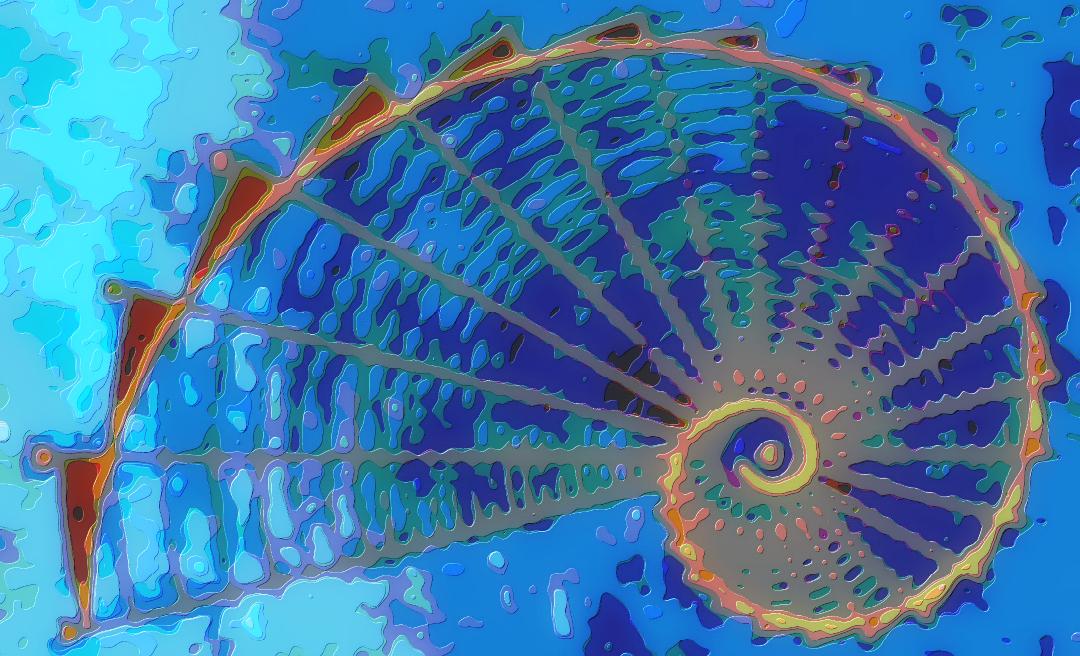 Fine Digital Abstract Art
