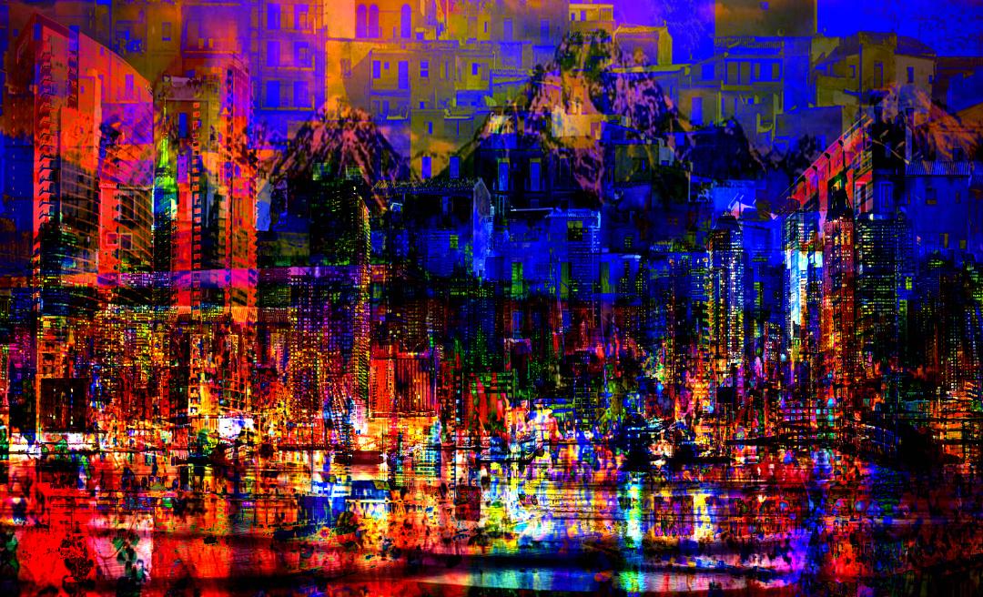 Cityscape Stark City