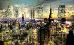 Cityscape Mist Light