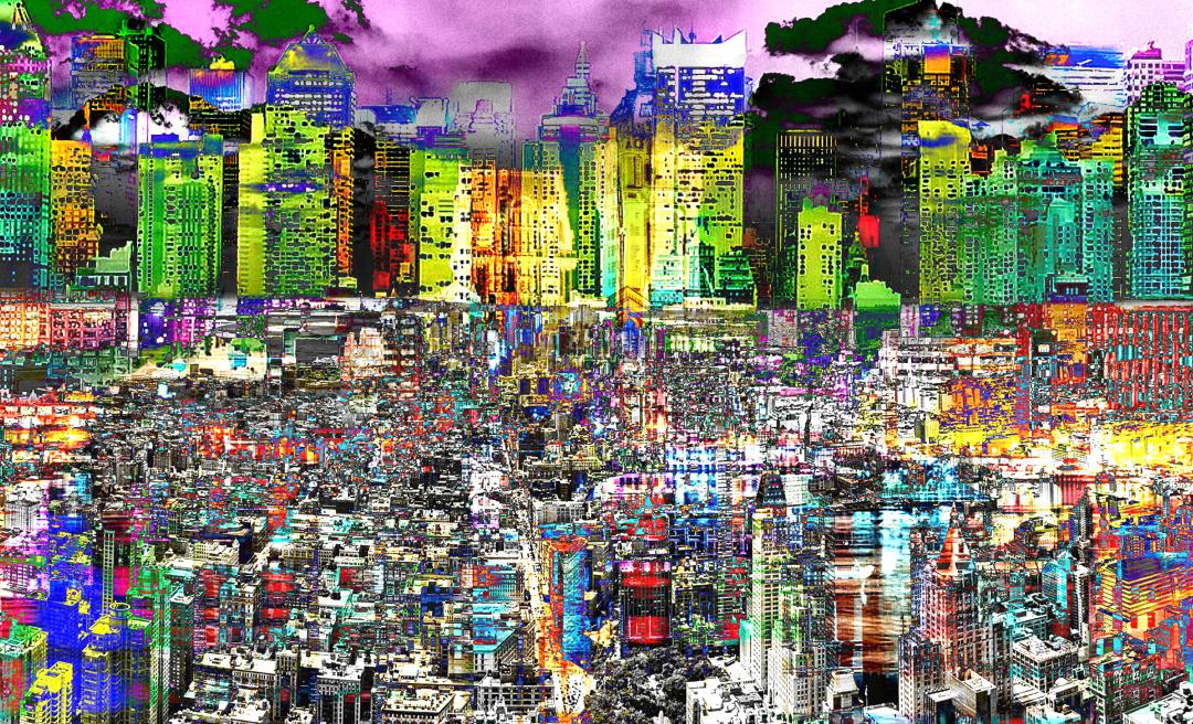 City Digital Artist