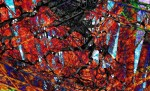 Digital Artwork Girder Treed