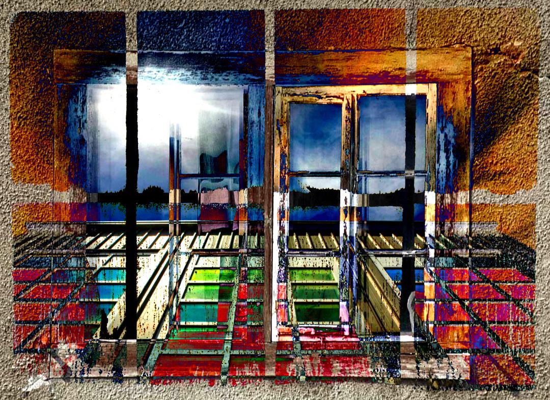 Doors and Windows Art Wind O