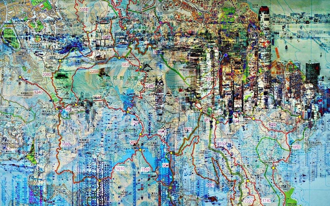 City Art, Mapping Hong Kong