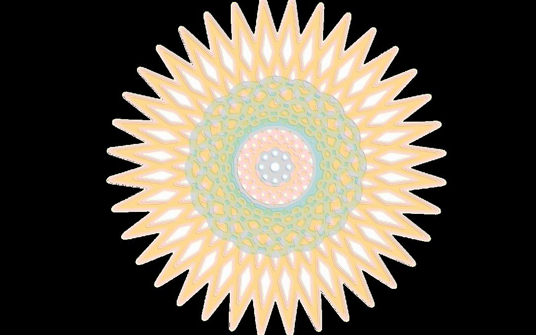 Spirograph Star
