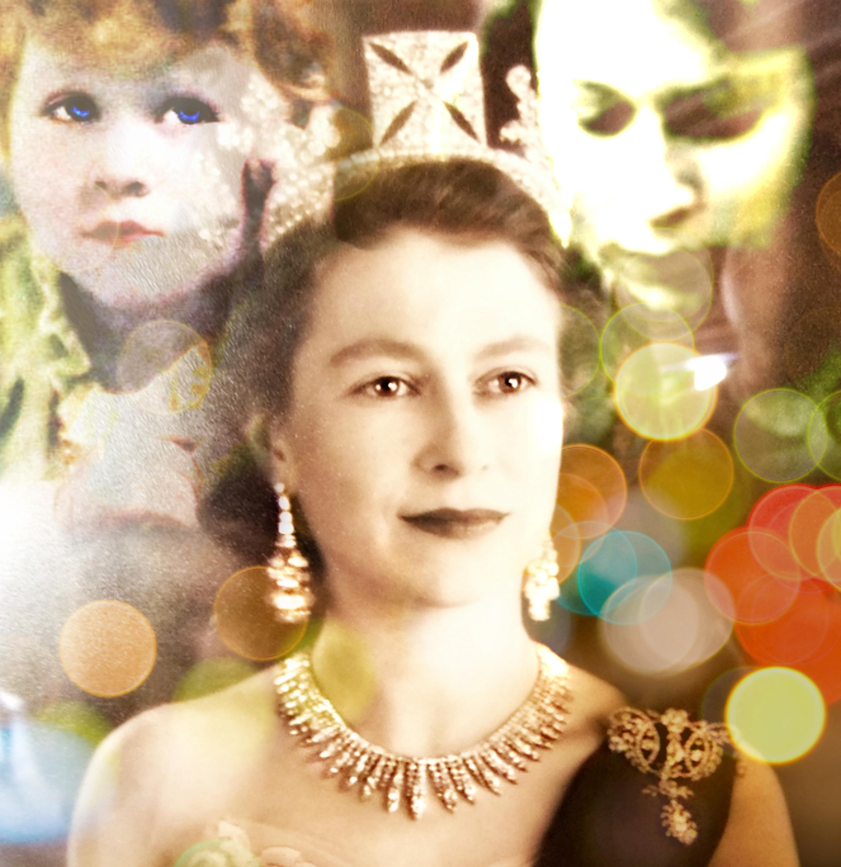 Queen Elizabeth Portrait Art